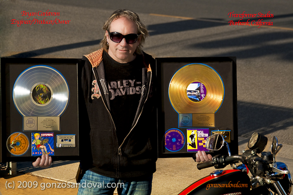 Gold and Multi Platinum Records